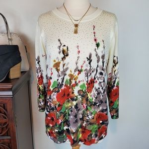 Cathy Daniels Very Soft Sweater, XL